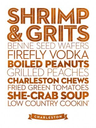 pick your hometown and see poster of that local favorite foods!! What fun New york Pittsburgh, LA