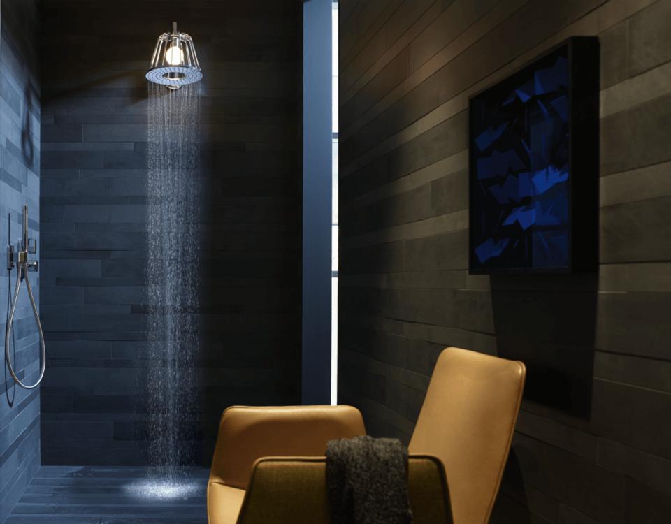 die besten 25 regendusche deckeneinbau ideen auf pinterest holznachttisch dachgesims im. Black Bedroom Furniture Sets. Home Design Ideas