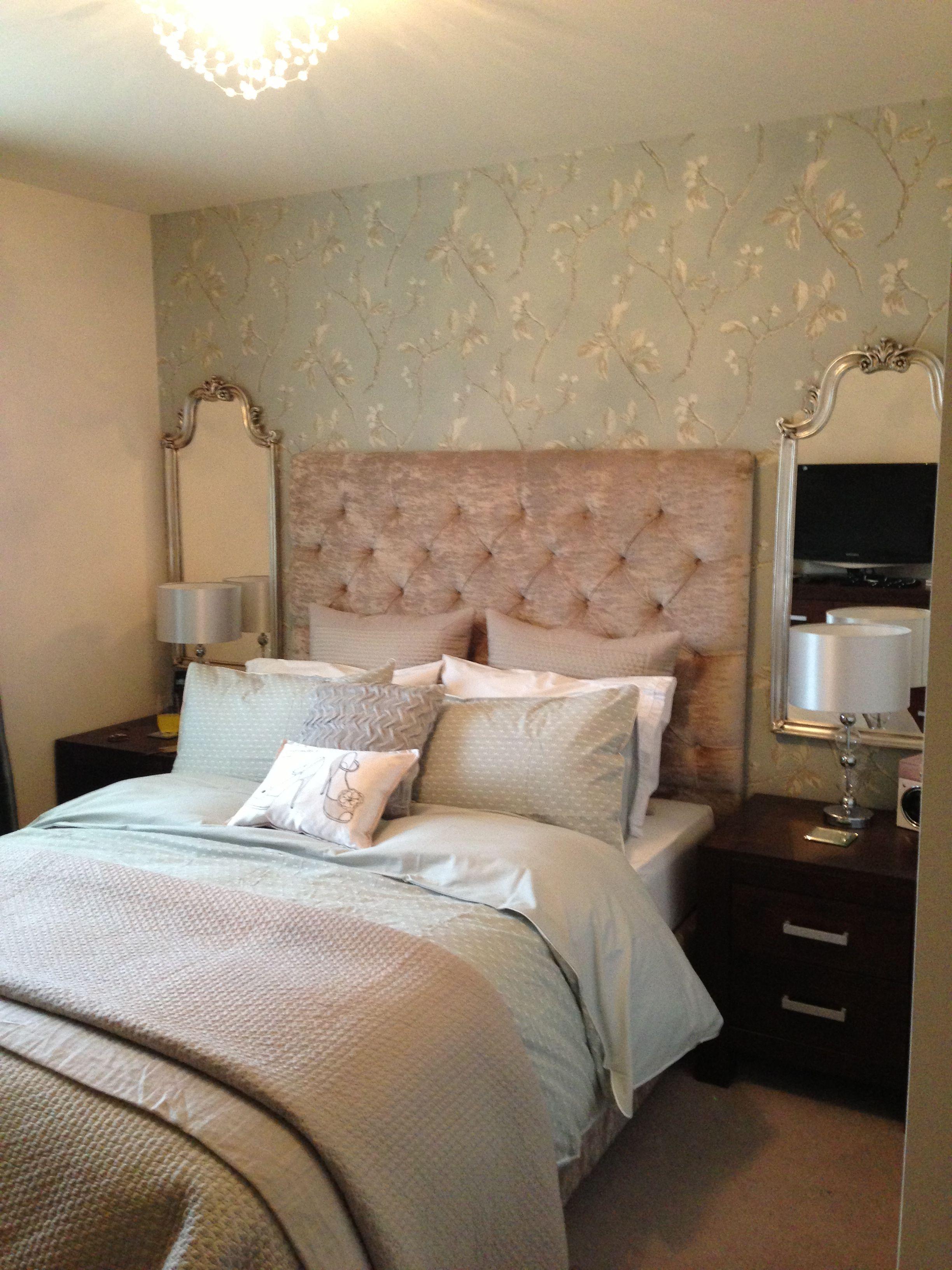 Eau De Nil Bedroom Home Decor Master Bedroom Home