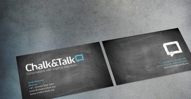 chalk&talk