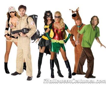 Halloween Costumes for Couples - Halloween Costumes 2013 Holiday - his and her halloween costume ideas