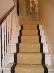 Best Coir Natural Stair Carpet Stair Decor Stair Runner 400 x 300