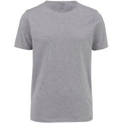 Photo of Olymp level five casual t-shirt, body fit, silver gray, xxl olympymp