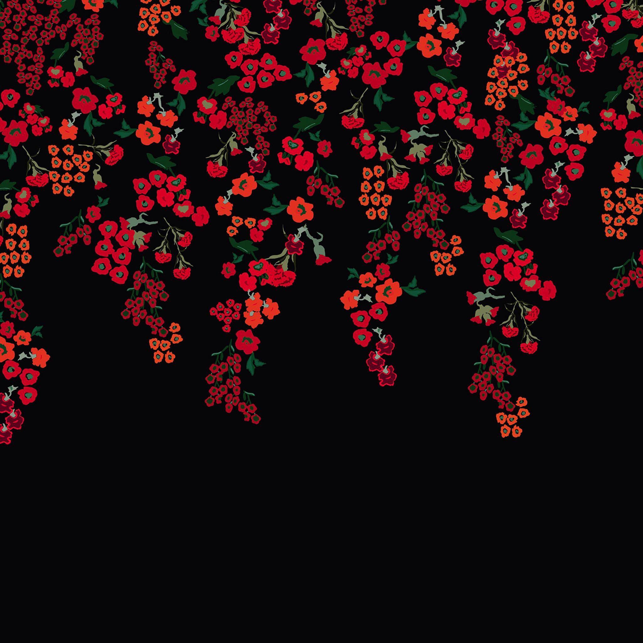 Pin de Fati Mah en corel Otoño, Flores, Rojo