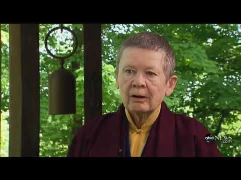 Bill Moyers On Faith And Reason With Pema Chodron Part 5 Youtube