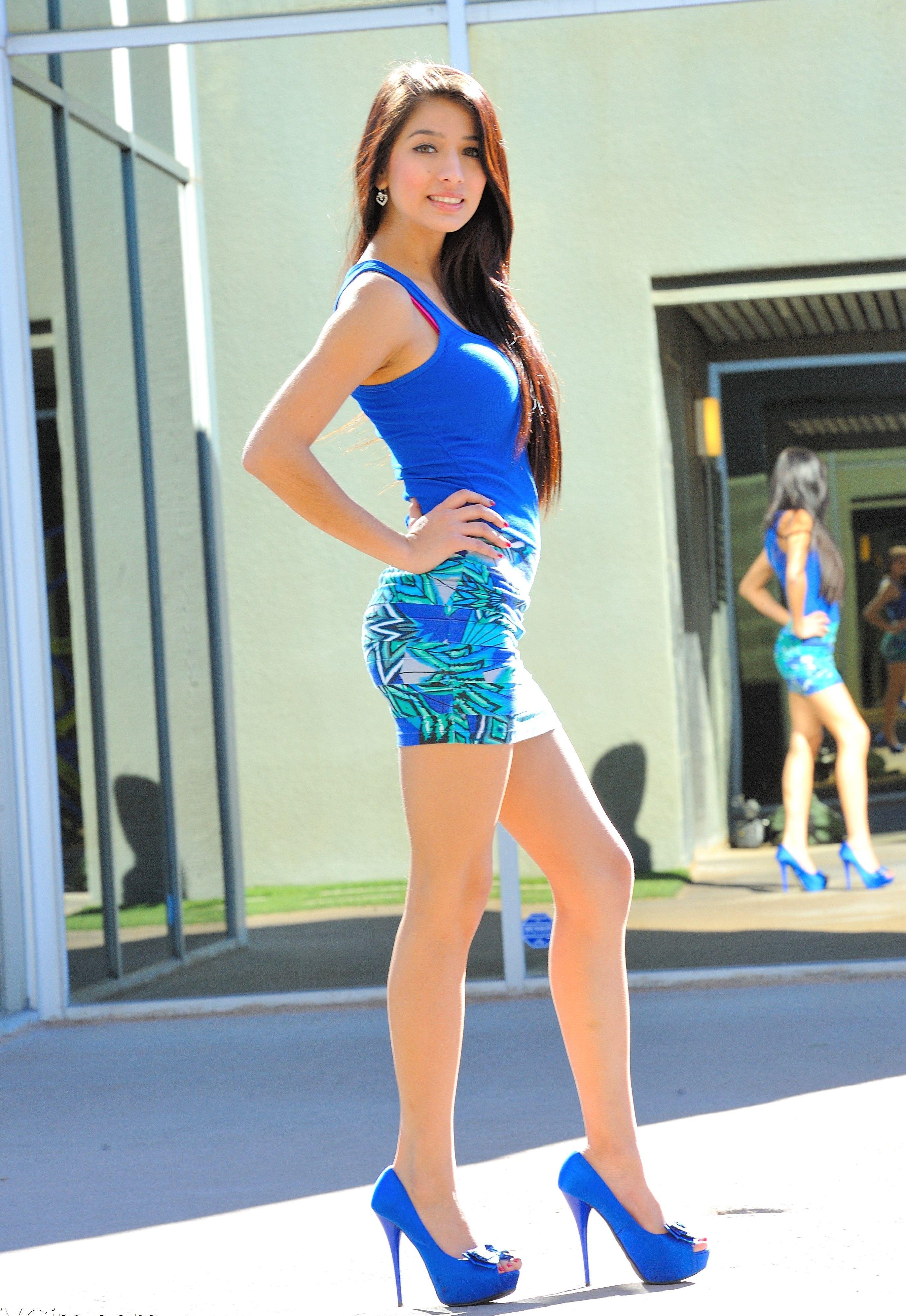 58ab0c222d Faldas Cortas · Vestidos Cortos · Megan Salinas Vestidos