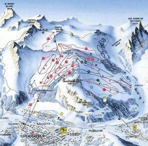 Courmayeur Perfect Spot for Spring Break Skiing Sci Vancanza
