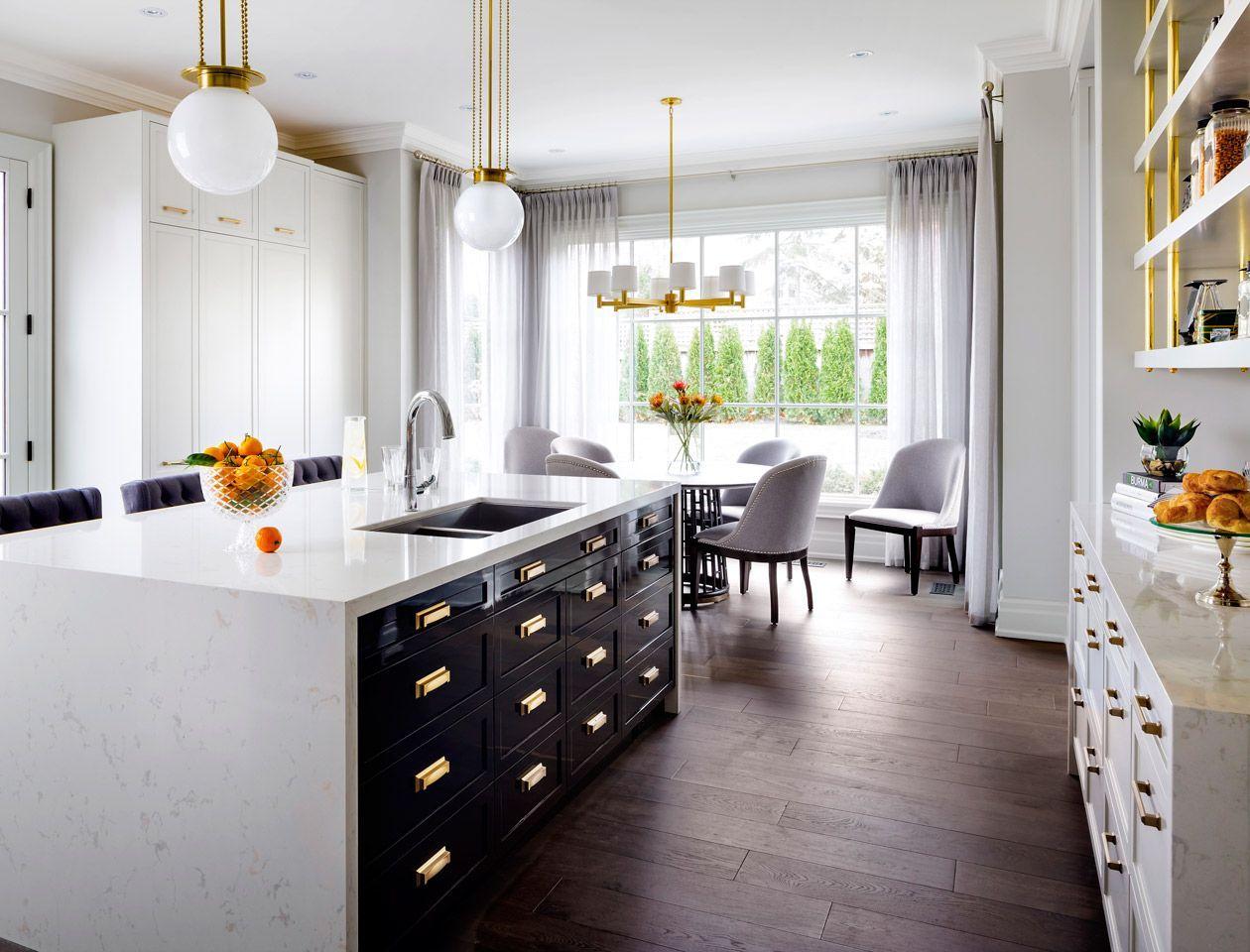 Quarz-küchendesign thinking of ways to make your kitchen more interesting keep the