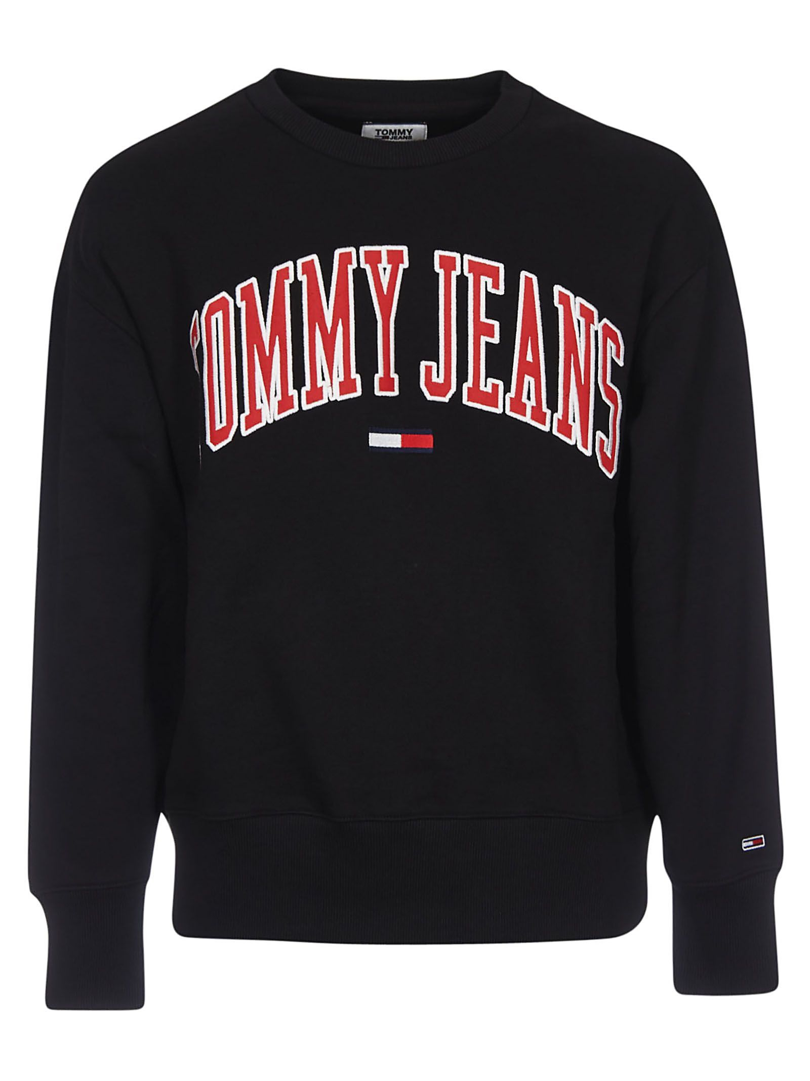 Tommy Hilfiger Tjm Clean Collegiate Sweatshirt Tommyhilfiger Cloth Tommy Hilfiger Outfit Sweatshirts Tommy Hilfiger Shirts [ 2136 x 1600 Pixel ]