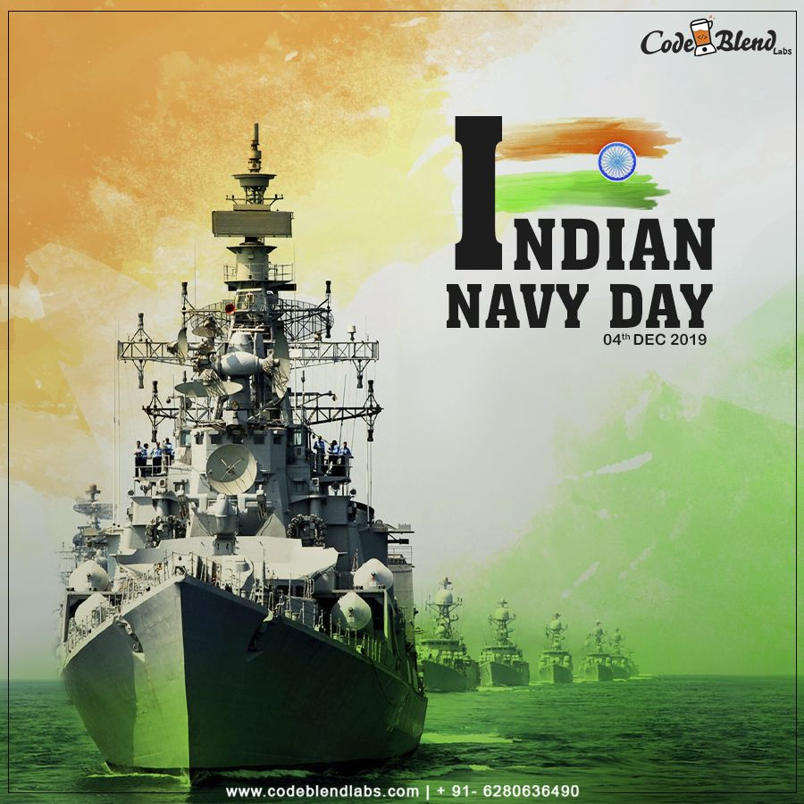 Indian Navy Day Navy Day Indian Navy Day Digital Marketing