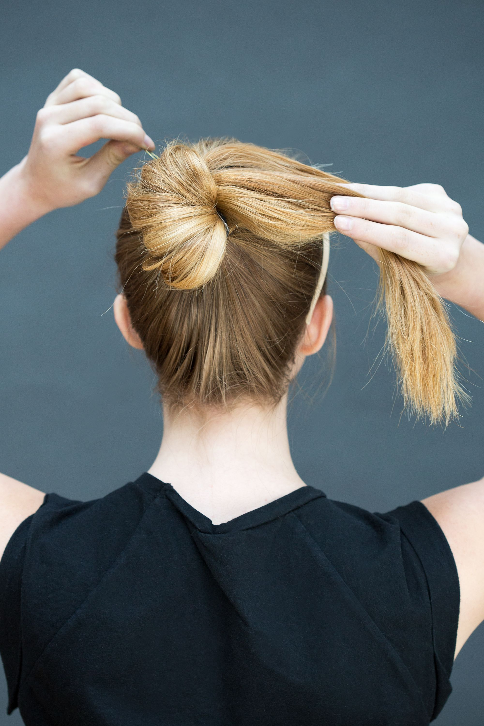 hairstyles you can do in literally seconds mane attraction