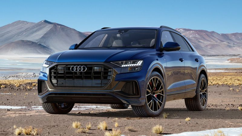 2019 Audi Q8 Is Officially S Most Expensive Suv