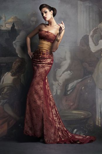 What Nymeria Sand would wear, courtesy of Anha