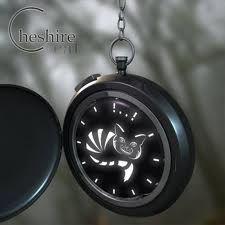 Cheshire Cat Pocket Watch