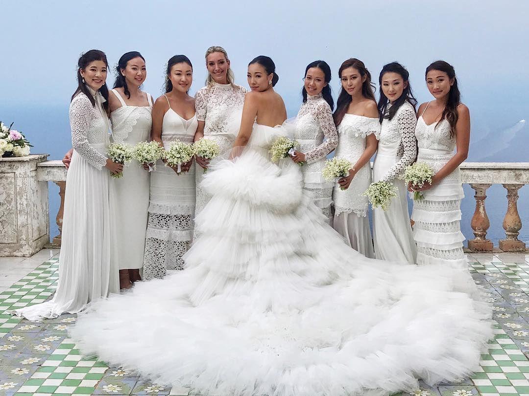 Feiping Chang Giambattista Valli Wedding Dress | POPSUGAR Fashion ...