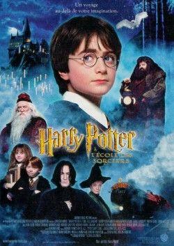 Harry Potter 1 Harry Potter A L Ecole Des Sorciers Film Realise Par Chris Columbus Harry Potter Film Film Harry Potter