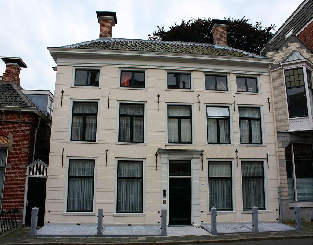 Marktstraat 14 - rijksmonument in Groningen (City)