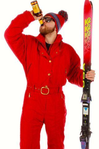 b022faf5 Vintage Retro Ski Suit   Get your vintage ski gear and all manner of ...