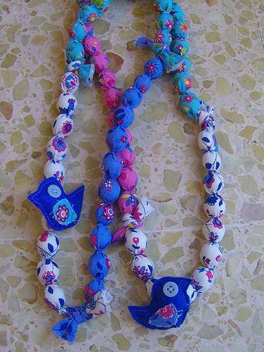 Modelos de collares para ninas
