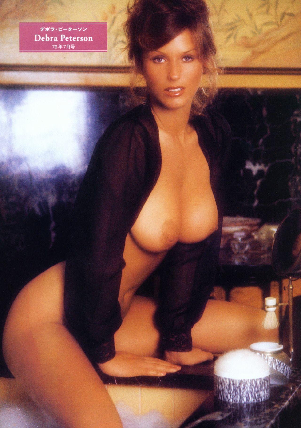 peterson debra nude playmate Playboy