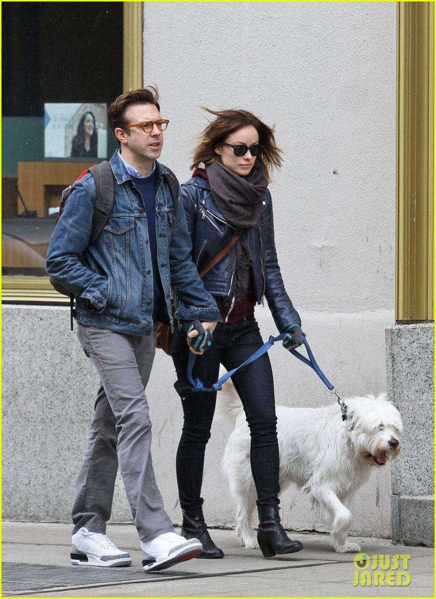 Celeb Diary Olivia Wilde Jason Sudeikis In New York Olivia Wilde Style Olivia Wilde Jason Sudeikis