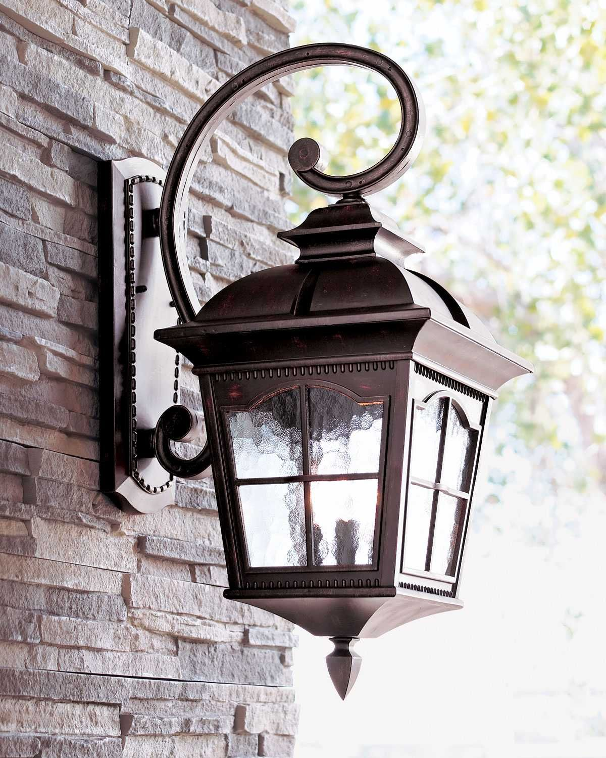 Outdoor Light Fixtures For Colonial Homes Also Lighting Home