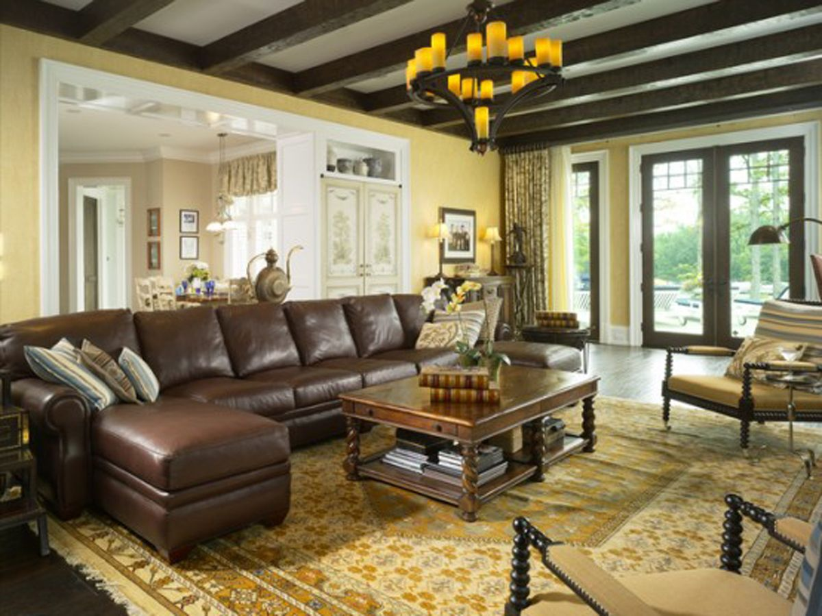 ... Beautiful Traditional Living Room Designs Part 96