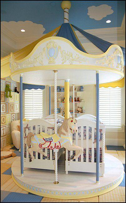decorating theme bedrooms maries manor carousel theme bedroom rh pinterest com