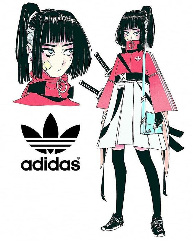 Pin by A. K. on персонажи Anime vs cartoon, Anime