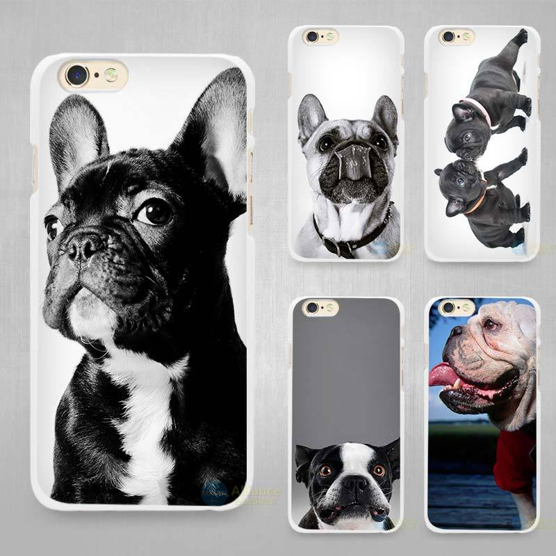 iphone 8 plus case french bulldog