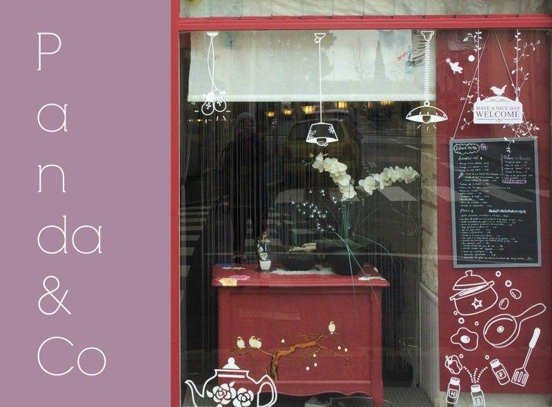 panda co cantine chinoise dans les hauts pav s id es sorties pinterest. Black Bedroom Furniture Sets. Home Design Ideas