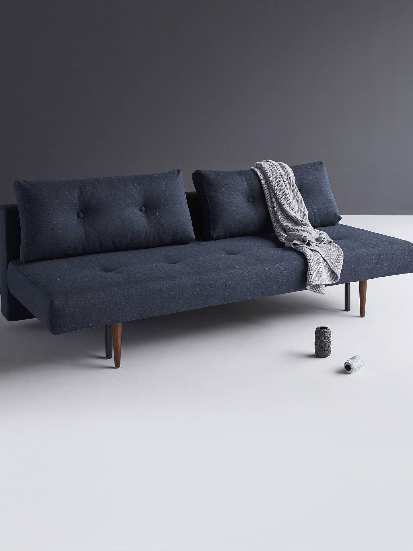 Innovation Living Recast Sofa Bed With Pocket Sprung Mattress