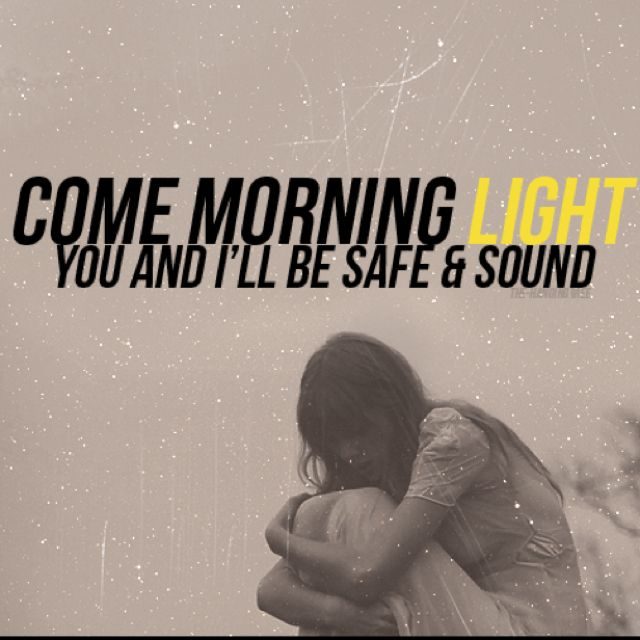 Safe & Sound by Taylor Swift. Love that song