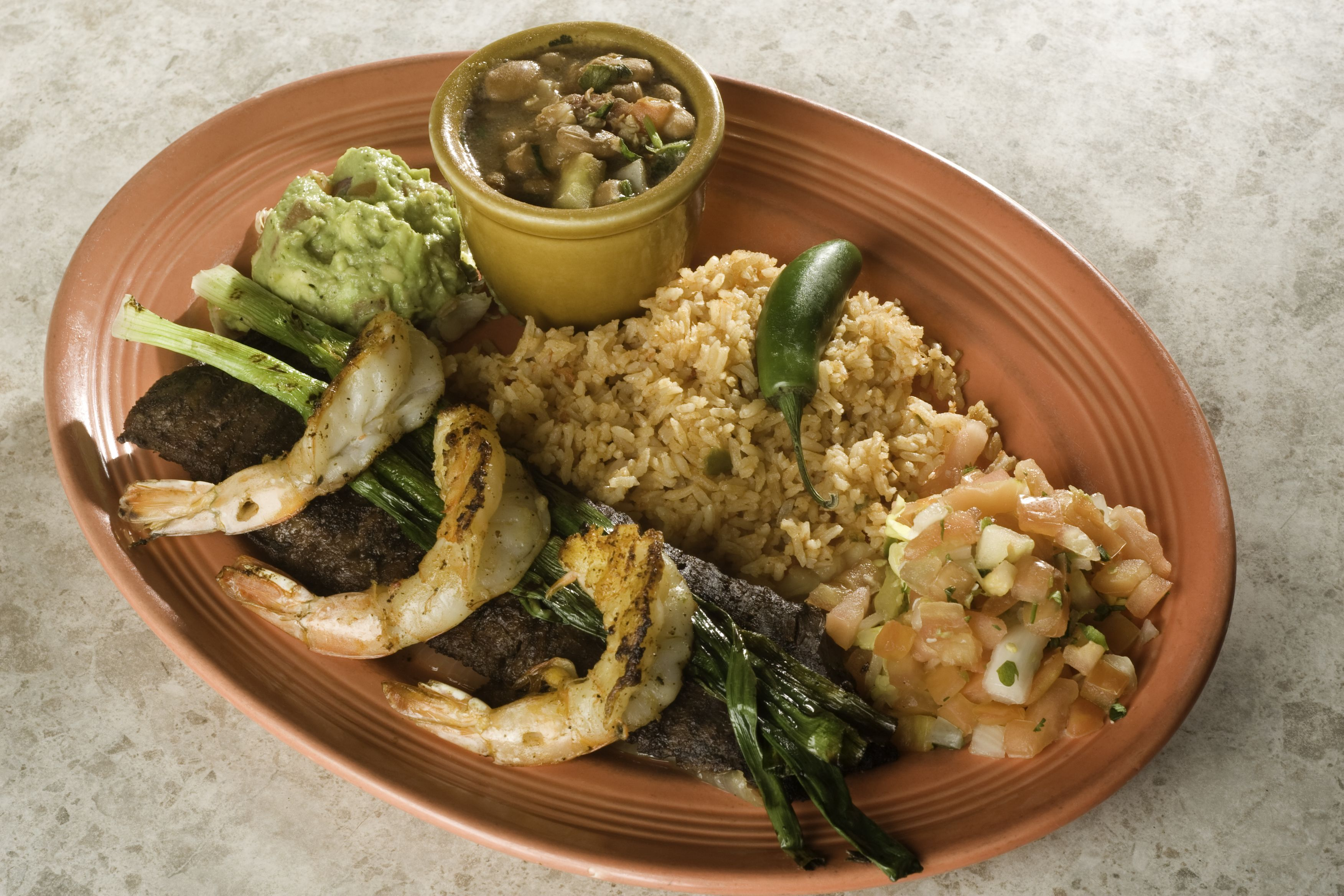 Come in today and enjoy a fresh, authentic Tex-Mex meal.