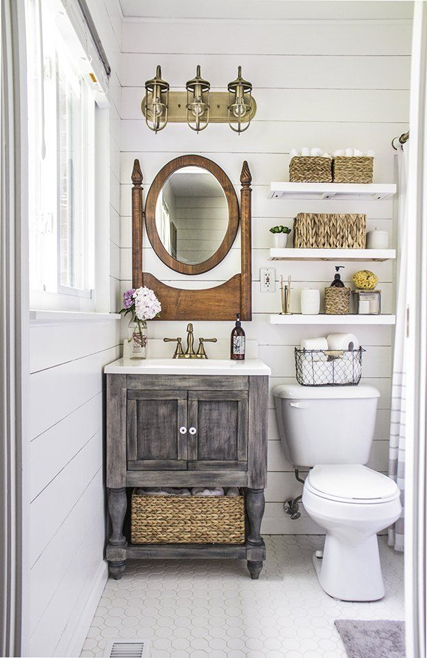 Small Master Bathroom Makeover On A Budget Bathroom Makeovers On