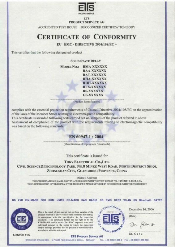 CE certificate of SSR сертификаты Pinterest - fresh declaration of conformity template uk