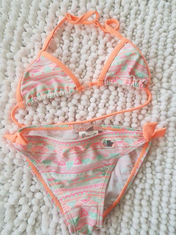 e78ecd4dff925 Maillot de bain Z generation 4 ans | Vinted | Swimwear, Crochet ...