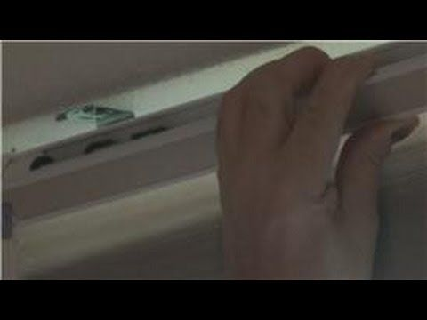 Window Blinds How To Take Down Mini Blinds Youtube For The
