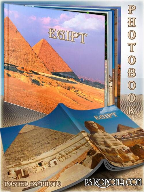 تصاميم فوتوشوب تنفع للترويج السياحي وشركات السياحة في مصر والملفات Psd قابلة للتعديل Photobook Template Psd Travel To Egypt Egypt Photo Natural Landmarks