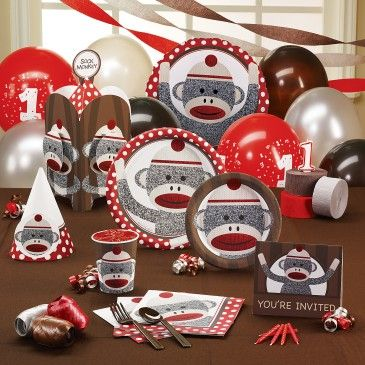 @Jessica Setzer this is a really good site and deal for sock monkey bday