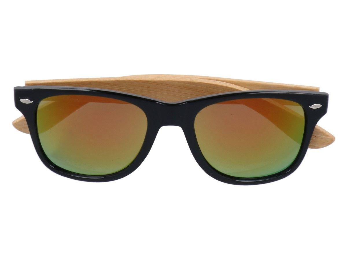 Okulary Przeciwsloneczne Pol Drewniane Woody Wayfarer