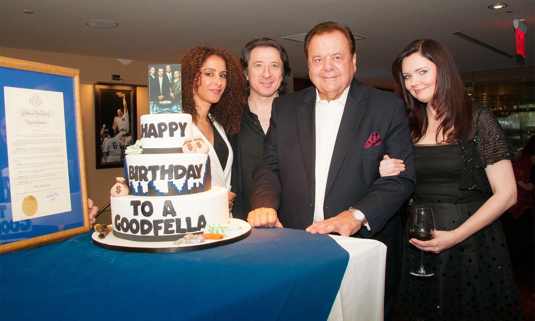 Pictures Inside Paul Sorvino S 76th Birthday Celebration At Nyy Steak In New York City Dujour 76th Birthday Birthday Birthday Celebration
