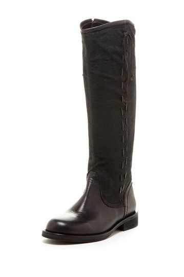 Bernardo Worker Tall Boot