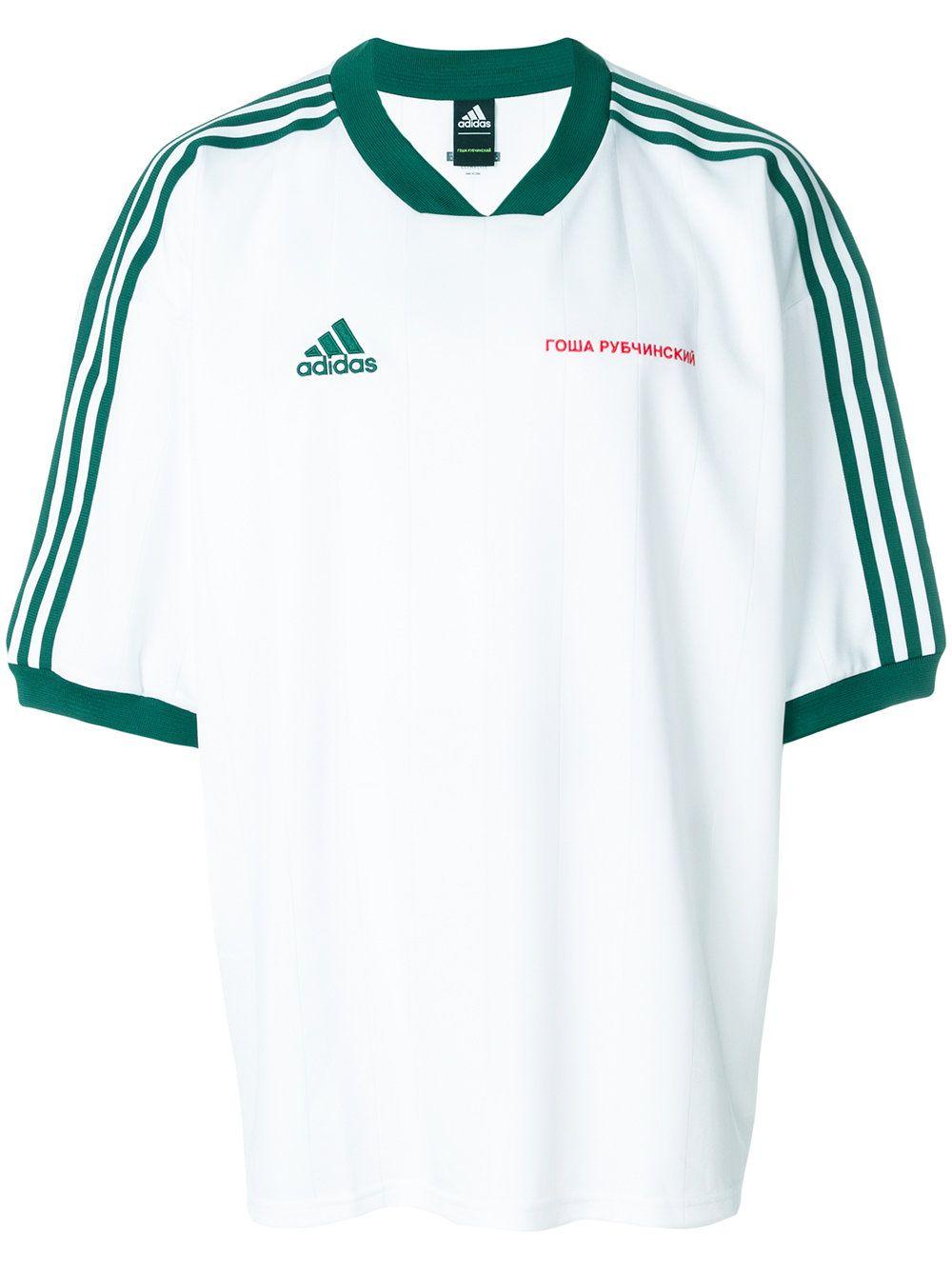 Football X Gosha Tee Adidas Rubchinskiy ta5qw6