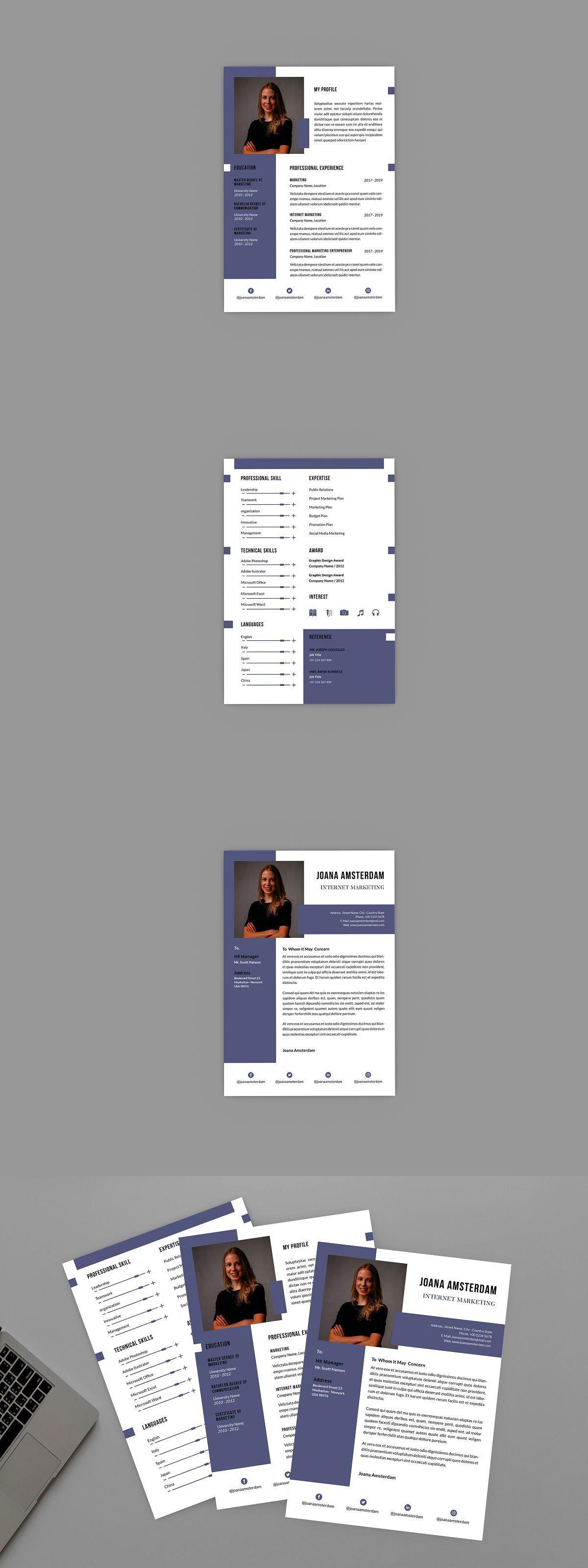 Alternatif Resume Designer Perfect resume, Templates, Resume