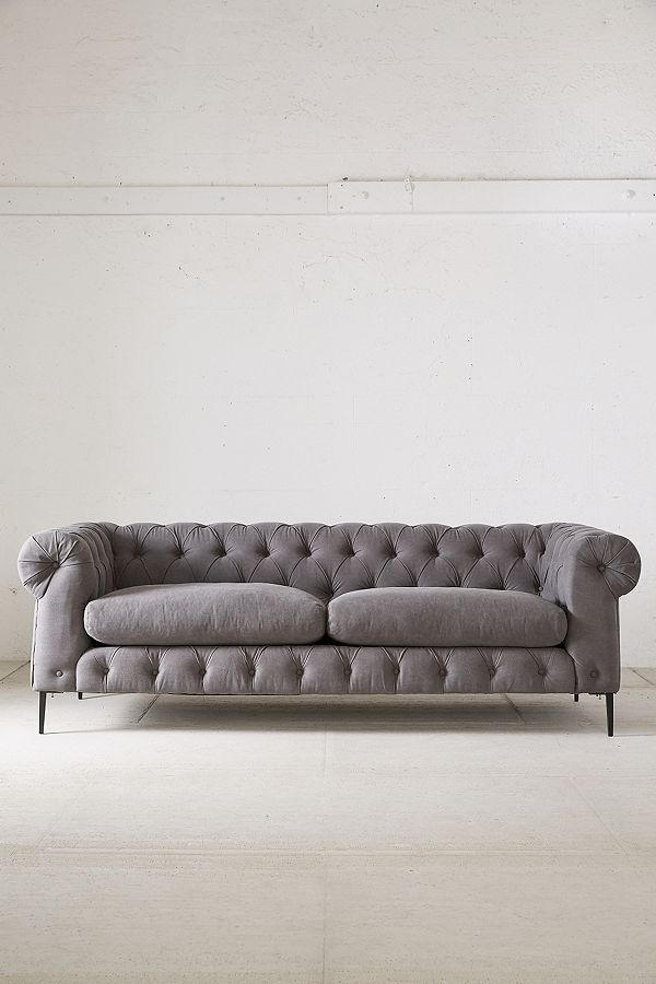 canal tufted sofa the beauty lodge pinterest tufted sofa rh pinterest ch