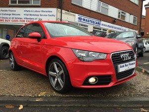 Used Audi A TDI SPORT Buy With No Deposit Car Finance - Audi car finance