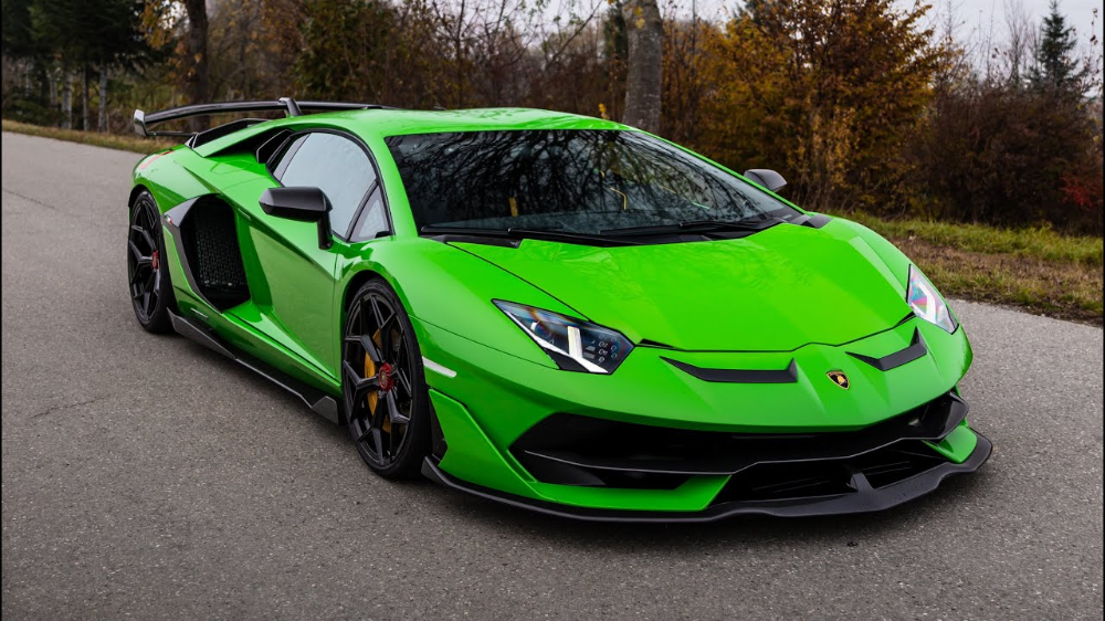 Lamborghini Aventador Svj Novitec Novitec S Has Upgraded The Premium Version Of The Superb Lamborghini S Lamborghini Aventador Lamborghini Sports Cars Luxury
