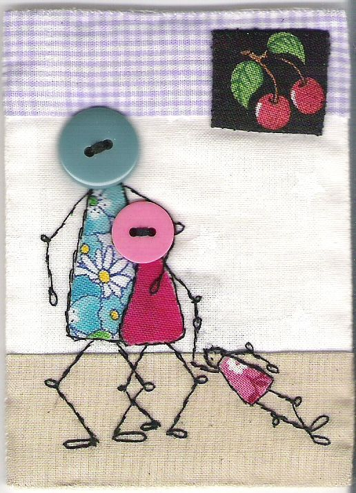ACEO min quilt 12