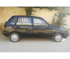 Suzuki Khyber Black Color Family Used Car Model 1991 Sale In Karachi